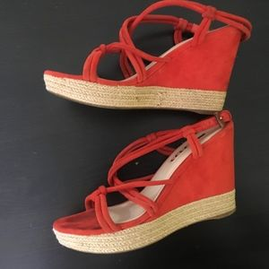 Prada Platform Wedge